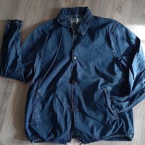 American Apparel Unisex denim jacket